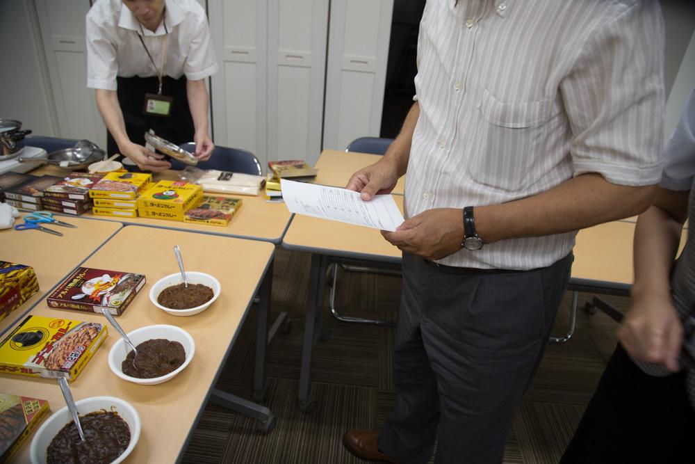 金沢カレーをお土産に!おみやげのプロたちが金沢カレーを食べ比べてみました!オリジナルに近いのはどれなの?